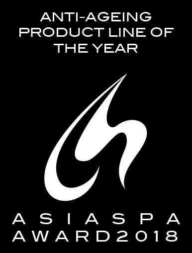 Premio Asia Spa Award 2018 Thalgo